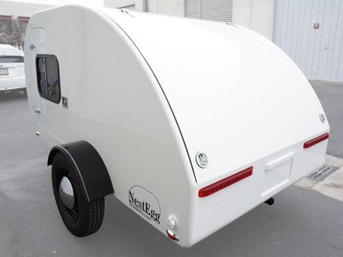 Ultra Light Teardrop Camper | Fabulous 50's