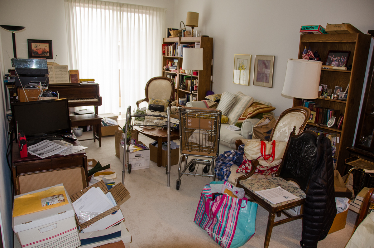 Home Organization Before And After
